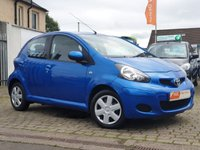 USED 2010 10 TOYOTA AYGO 1.0 BLUE VVT-I 5d 67 BHP AS ALWAYS ALL CARS FROM EDINBURGH CAR STORE COME WITH 1 YEARS FULL MOT ,1 FULL RAC INSPECTION SERVICE AND 6 MONTH RAC WARRANTY INCLUDING  12 MONTHS RAC BREAKDOWN RECOVERY FREE OF CHARGE!      PLEASE CALL IF YOU DONT SEE WHAT YOUR LOOKING FOR AND WE WILL CHECK OUR OTHER BRANCHES.  WE HAVE  OVER 100 CARS IN DEALER STOCK