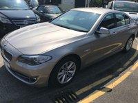 USED 2011 11 BMW 5 SERIES 2.0 520D SE 4d AUTO 181 BHP