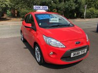 USED 2011 61 FORD KA 1.2 TITANIUM 3d 69 BHP Buy with confidence from a garage that has been established  for 26 years.