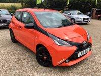 2015 TOYOTA AYGO 1.0 VVT-I X-CITE 5d 69 BHP £5500.00