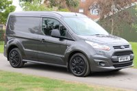 2015 FORD TRANSIT CONNECT 1.6 200 TREND P/V 1d 94 BHP £10895.00