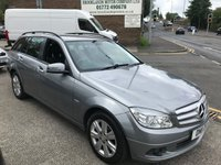 2011 MERCEDES-BENZ C CLASS 2.1 C220 CDI BLUEEFFICIENCY EXECUTIVE SE 5d AUTO 170 BHP £7495.00