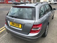 USED 2011 11 MERCEDES-BENZ C CLASS 2.1 C220 CDI BLUEEFFICIENCY EXECUTIVE SE 5d AUTO 170 BHP