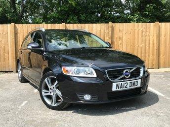 2012 VOLVO V50 1.6 DRIVE SE EDITION S/S 5d 113 BHP £5750.00