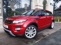 2015 LAND ROVER RANGE ROVER EVOQUE 2.2 SD4 DYNAMIC LUX 5d AUTO 190 BHP £23995.00
