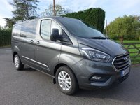 USED 2019 68 FORD TRANSIT CUSTOM 300 LIMITED DCIV DOUBLE CAN VAN L1 AUTO 2.0TDCI 170 BHP **Ultimate Specification** Aditional Extras On Top Of Limited Includes Leather, Adaptive Cruise, Sat Nav, Rear Camera, 170 BHp Engine, Automatic Gearbox + Loads More!!
