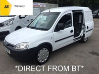 2008 VAUXHALL COMBO 1.3 2000 CDTI *DIRECT FROM BT*SIDE DOOR* £2995.00