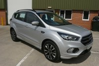 USED 2017 67 FORD KUGA 1.5 ST-LINE TDCI 5d 118 BHP