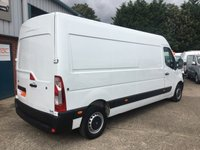 USED 2015 15 RENAULT MASTER 2.3 DCI LM35 LWB BUSINESS 125 BHP ULTRA LOW 39K MILES