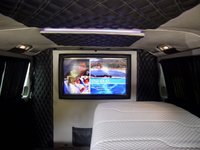USED 2009 59 MERCEDES-BENZ VIANO 3.0CDI LONG AMBIENTE AUTOMATIC LUXURY ONE BERTH CAMPER VAN IN BLUE