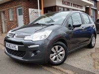 USED 2013 63 CITROEN C3 1.0 VTR PLUS 5d 67 BHP