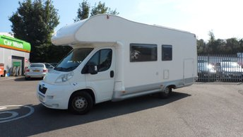 2009 PEUGEOT MOTORHOME CONVERSION