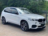 USED 2013 63 BMW X5 3.0 XDRIVE30D M SPORT M PERFORMANCE 5d AUTO 255 BHP M Performance Bodykit