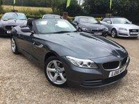 2016 BMW Z4 2.0 Z4 SDRIVE18I ROADSTER 2d AUTO 155 BHP £17000.00