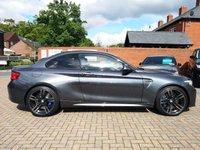 USED 2018 67 BMW M2 3.0 M2 2d AUTO 365 BHP FSH+LEATHER+SATNAV+CRUISE+BT