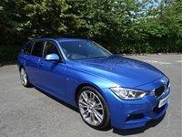 2014 BMW 3 SERIES 2.0 320D XDRIVE M SPORT TOURING 5d 181 BHP £10990.00