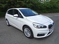 2015 BMW 2 SERIES 2.0 218D LUXURY ACTIVE TOURER 5d AUTO 148 BHP £12290.00