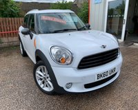 USED 2010 R MINI COUNTRYMAN 1.6 ONE D 5d 90 BHP EXCELLENT EXAMPLE THROUGHOUT !!!