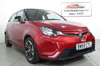 USED 2018 68 MG 3 1.5 STYLE PLUS VTI-TECH 5d 106 BHP A beautiful low mileage MG3 Style +Only 6185 mile with Air conditioning, cruise control, tyre pressure monitoring, navigation option fitted  and DAB radio. We have no administration fees to pay when you buy his car. Hire purchase and PCP finance are available on this vehicle. Just get in touch or apply on our website. Extended warranties are also available. Ask about our FREE MOT FOR LIFE OFFER.