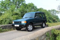 1997 LAND ROVER DISCOVERY 2.5 TDI 3d 111 BHP (FREE 2 YEAR WARRANTY) £4000.00