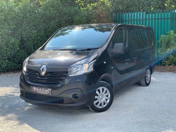 2016 RENAULT TRAFIC 1.6 SL27 BUSINESS ENERGY DCI 1d 125 BHP £8999.00