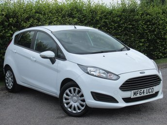 2014 FORD FIESTA 1.2 STYLE 5d  £5312.00