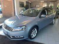 2013 VOLKSWAGEN PASSAT 1.6 S TDI BLUEMOTION TECHNOLOGY 5d 104 BHP £6495.00