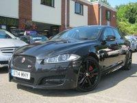 USED 2014 14 JAGUAR XF 3.0 D V6 S PORTFOLIO 4d AUTO 275 BHP