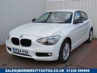 USED 2014 64 BMW 1 SERIES 2.0 116D SE 5d 114 BHP £20 PER YEAR ROAD TAX