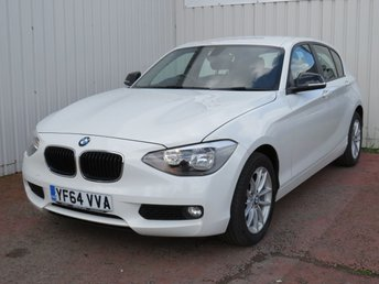 2014 BMW 1 SERIES 2.0 116D SE 5d 114 BHP £8995.00