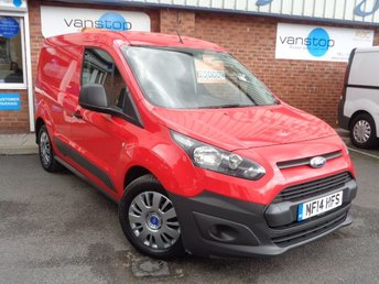 2014 FORD TRANSIT CONNECT 1.6 200 P/V 1d 74 BHP £5000.00