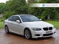 2010 BMW 3 SERIES 3.0 325D M SPORT 2d AUTO 202 BHP £7995.00