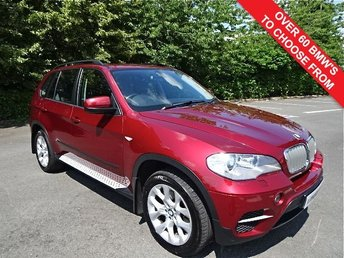 View our BMW X5 3.0d