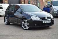 USED 2005 55 VOLKSWAGEN GOLF 2.0 GT TDI 5d 138 BHP PX TO CLEAR SOLD AS SEEN