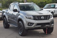 USED 2019 19 NISSAN NAVARA 2.3 N-Guard 4dr WINCH* ARCHES*LIFTED*33' TYRES