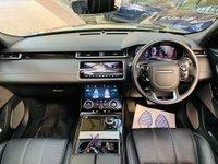 USED 2018 18 LAND ROVER RANGE ROVER VELAR 3.0 D300 R-Dynamic HSE Auto 4WD (s/s) 5dr TRIPLE BLACK! SPEC ++ 76K NEW