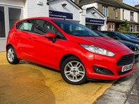 USED 2015 64 FORD FIESTA 1.6 ZETEC 5d AUTO 104 BHP SUPER LOW MILEAGE ONLY 3500 MILES THE CAR FINANCE SPECIALIST