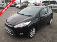 USED 2010 60 FORD FIESTA 1.2 ZETEC 3d 81 BHP NO DEPOSIT AVAILABLE, DRIVE AWAY TODAY!!
