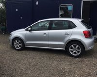 USED 2011 11 VOLKSWAGEN POLO 1.2 MODA A/C 5d 60 BHP NO DEPOSIT AVAILABLE, DRIVE AWAY TODAY!!