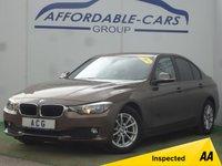 USED 2014 14 BMW 3 SERIES 320d EfficientDynamics Business 4dr [Prof Media]