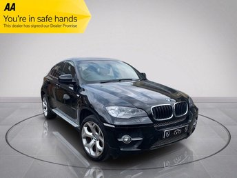 2009 BMW X6 3.0L XDRIVE30D 4d AUTO 232 BHP £SOLD