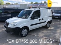 2009 FIAT DOBLO 1.3 16V MULTIJET *EX BT*SIDE DOOR*55,000 MILES* £2995.00