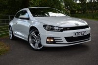 USED 2017 17 VOLKSWAGEN SCIROCCO 2.0 R LINE TDI BLUEMOTION TECHNOLOGY 2d 150 BHP