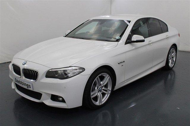 BMW 5 SERIES at Stebbings
