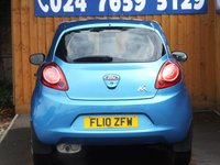 USED 2010 10 FORD KA 1.2 EDGE 3d 69 BHP 1 OWNER