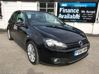 USED 2010 60 VOLKSWAGEN GOLF 2.0 GT TDI 3d 138 BHP 7 Service Stamps, New Timing Belt Water Pump, 2 Owners,
