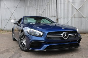 2018 MERCEDES-BENZ SL 63