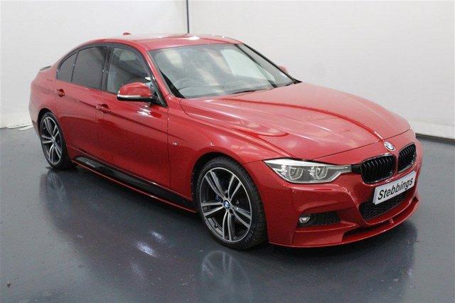 2016 BMW 3 Series 320d M Sport £15,599
