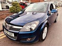 2009 VAUXHALL ASTRA 1.4 SXI 16V TWINPORT 5d 90 BHP £2495.00