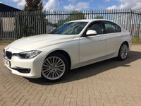 USED 2014 14 BMW 3 SERIES 2.0 320I LUXURY 4d AUTO 181 BHP